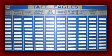 Taft Eagles