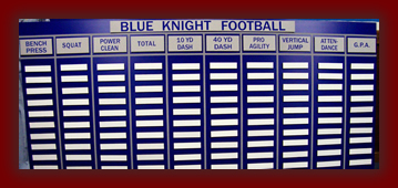 Blue Knight Football