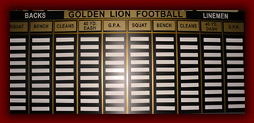 Golden Lion Football