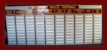Hereford Bulls Football