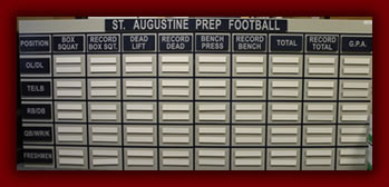 St. Augustine Prep Football