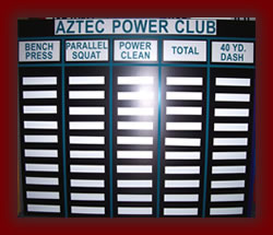 Aztec Power Club
