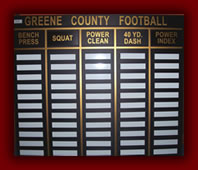 Greene County Football