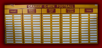 Graham G-Men Football