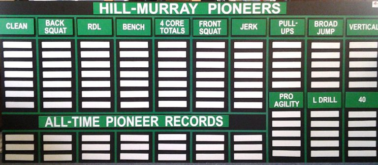 Hill-Murray Pioneers