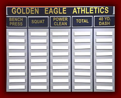 Golden Eagle Athletics