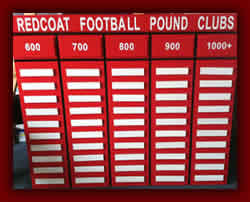 Redcoat Football Pound Club