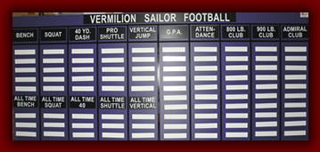 Vermilion Sailor Football