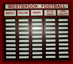 Westbrook Football
